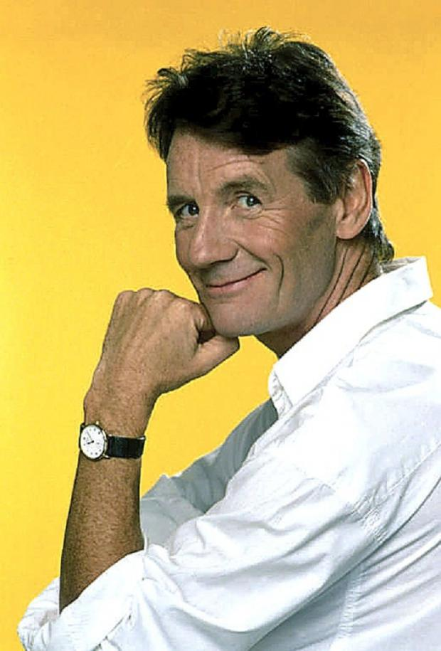 Michael Palin is among the stars to appear at the event