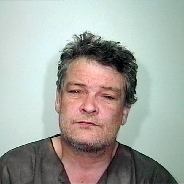 'Evil monster' Grant Stephenson has been jailed for 13 years after stabbing his wife in the stomach following a string of violent domestic assaults against her