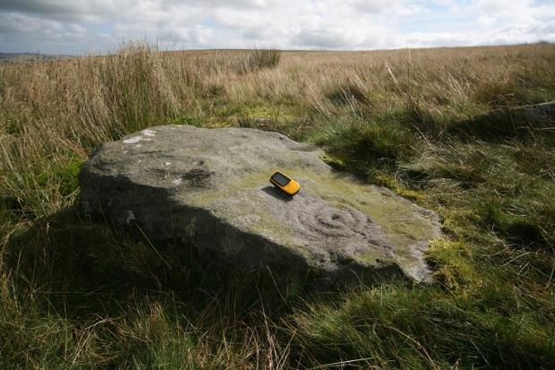 It is a case of mobile stone after the Friends of Ilkley Moor launched the first ever GPS Trail to discover the Cup and Ring Stones dotted throughout the landscape