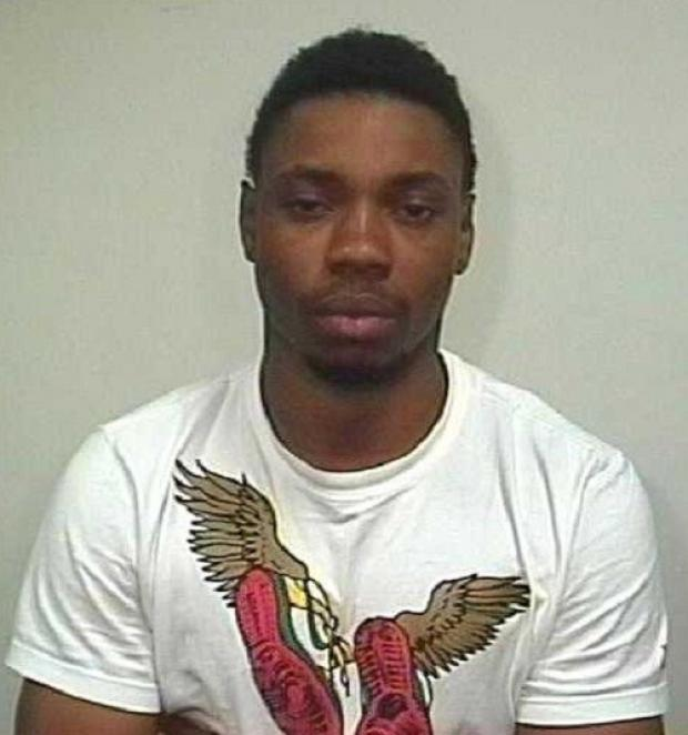 Delroy Ferguson, who has been jailed for seven and a half years