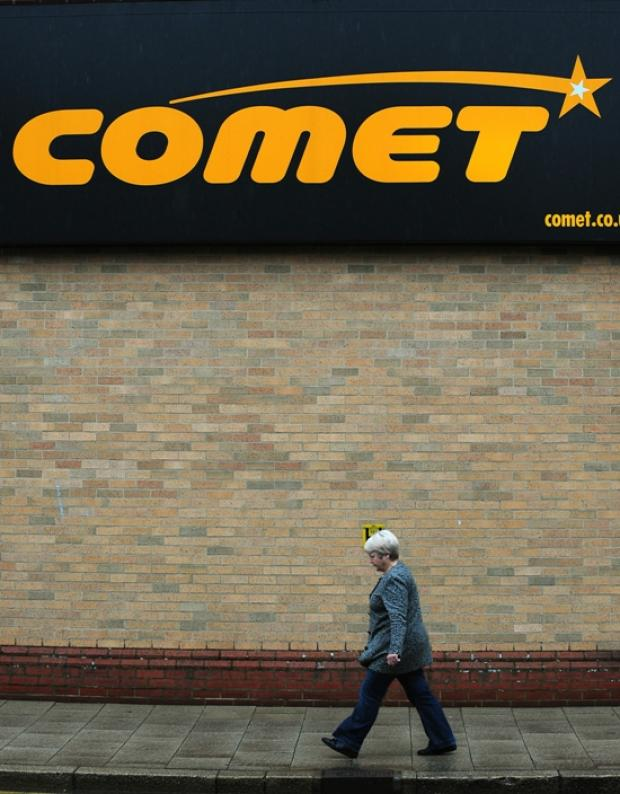 Jobs lost as Guiseley Comet goes