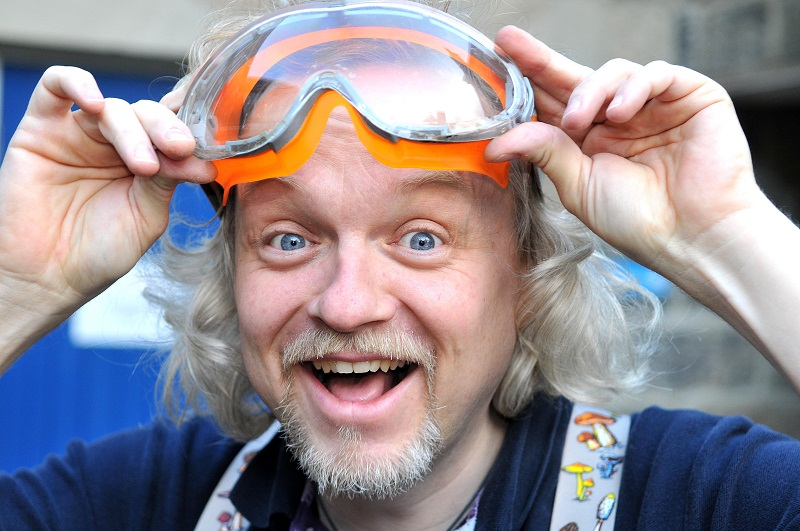 Dr Marty Jopson, from TV's The One Show