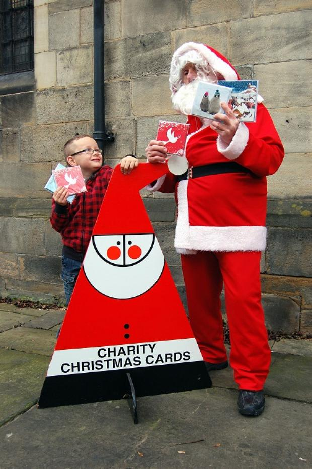 Ilkley visitor centre to support Cards for Good Causes