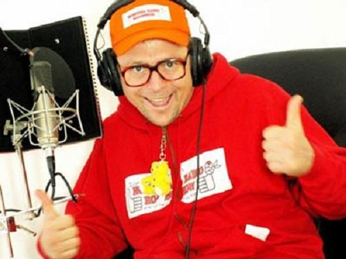 Ivan Brackenbury – who is described by DJ Chris Evans as a 'comedy genius'