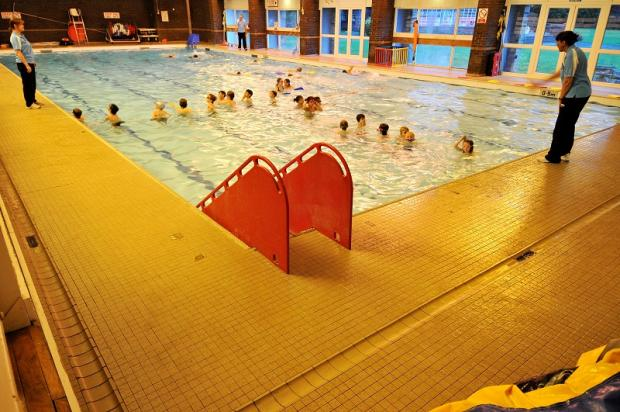 Ilkley Pool has been closed for a week