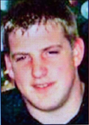 Mark Webster, who was fatally stabbed in the car park of an Addingham pub in April 2002