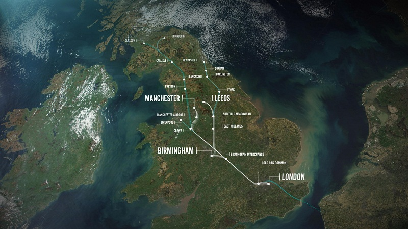 'Transport network must be improved for HS2 rail link'