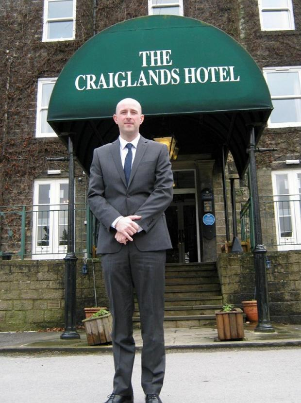 Historic Ilkley hotel looking to the future