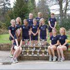 The Ilkley Grammar School team
