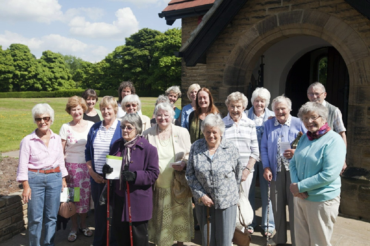 Refitted High Royds Memorial Chapel opens