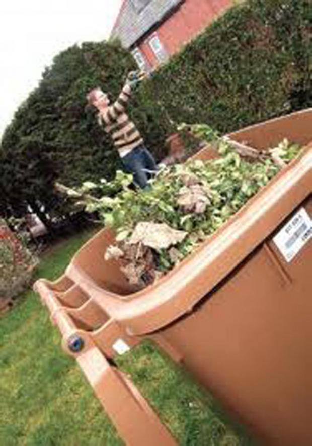 Ilkley Gazette: Garden waste wheelie bins are rolled out in Ilkley