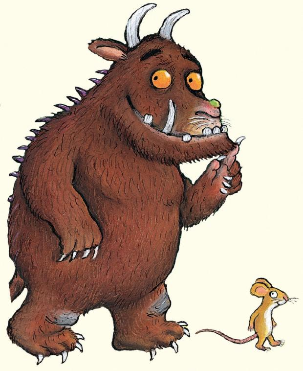 Ilkley Gazette: Otley Word Feast will have something for everyone including a Gruffalo walk for children