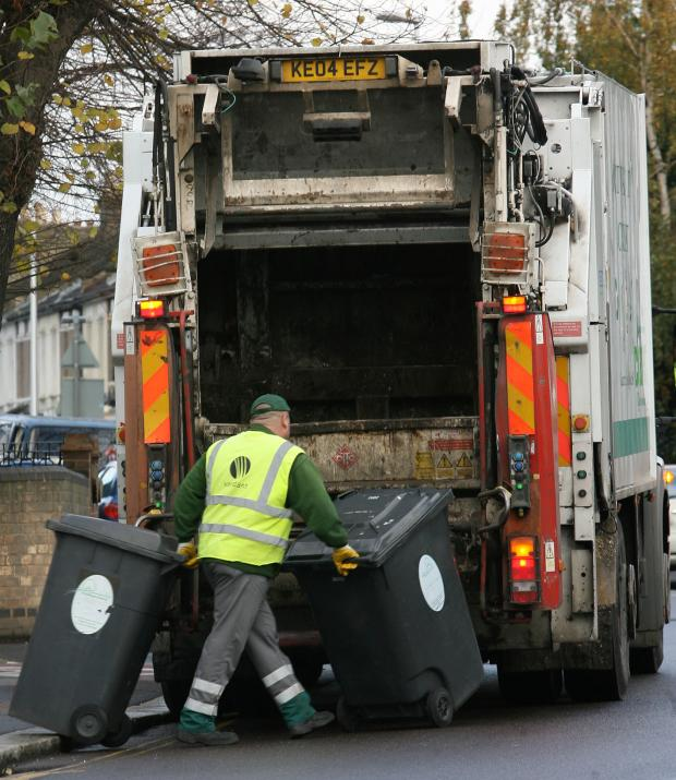 Ilkley Gazette: Leeds City Council is considering changing bin collections to encourage 'good waste habits'