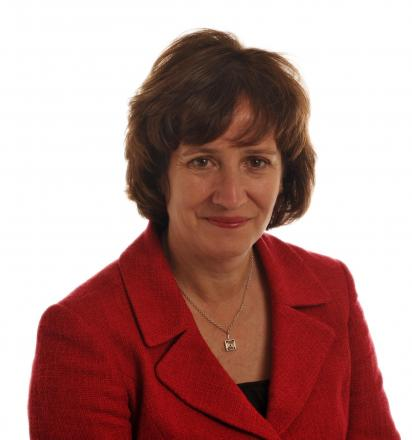 Airedale Hospital NHS Foundation Trust chief executive, Bridget Fletcher