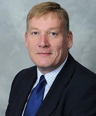 MP for Ilkley and Keighley Kris Hopkins