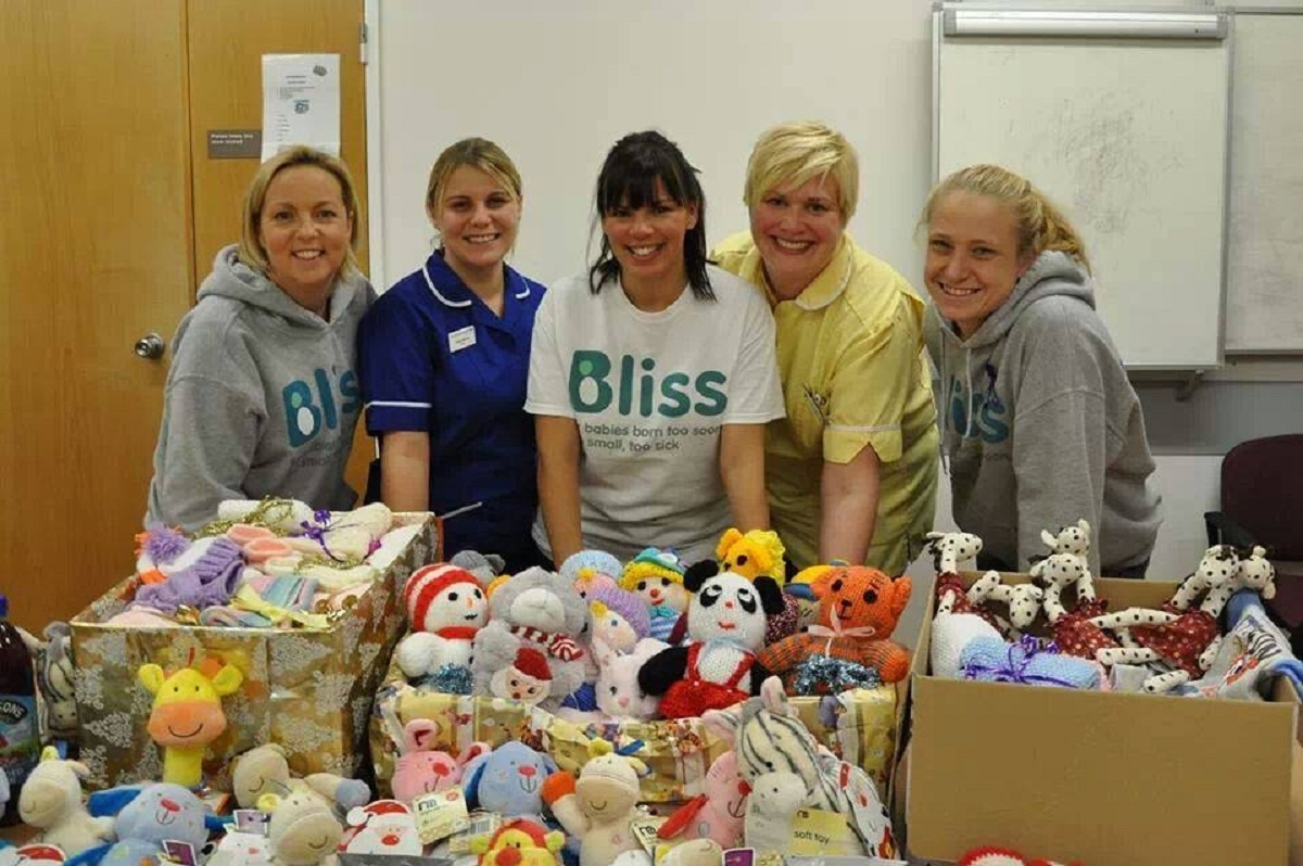 Otley mum says 'thank you for giving children a smile'