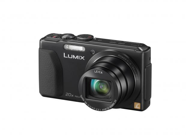 Ilkley Gazette: The Panasonic Lumix DMC-TZ40 digital camera