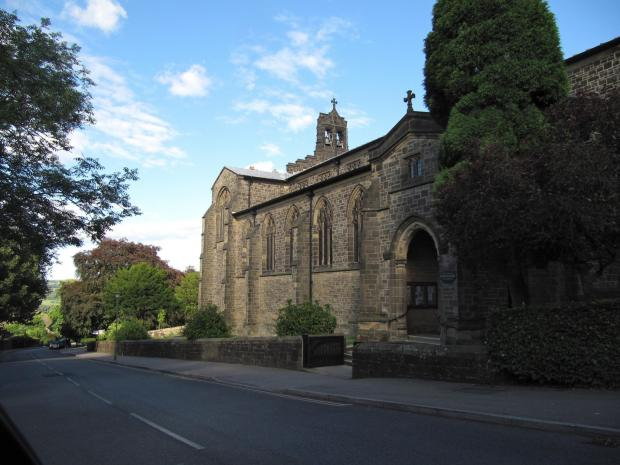 St Margaret's Church, Queen's Road, Ilkley, where the concert will take place in August