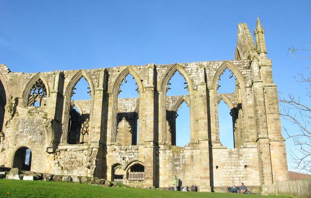 Bolton Abbey Priory Guides meeting held
