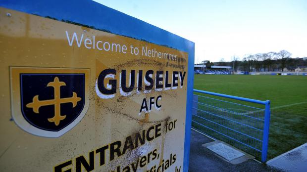 Open event to outline Guiseley AFC stadium plans