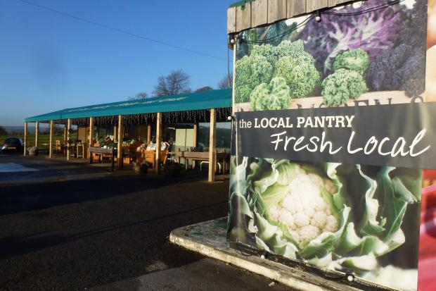 The Local Pantry in Leathley near Pool-in-Wharfedale