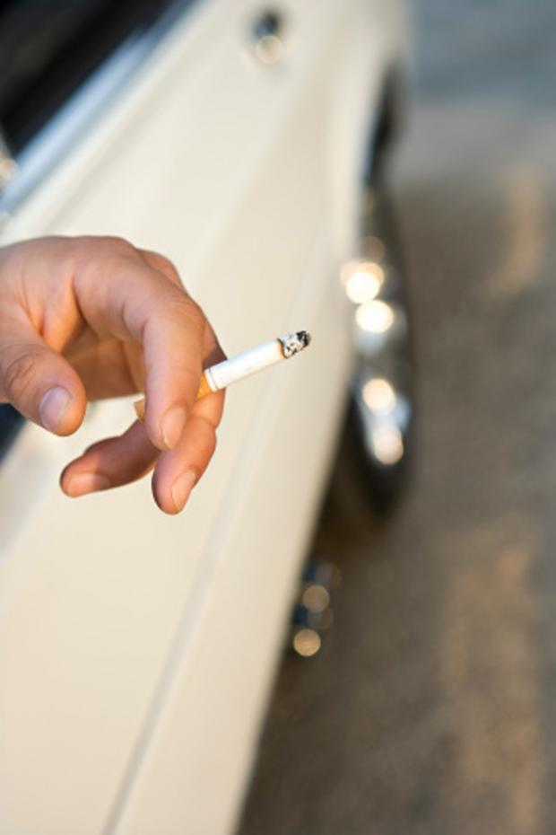 Ilkley Gazette: District's MPs divided on smoking ban in cars