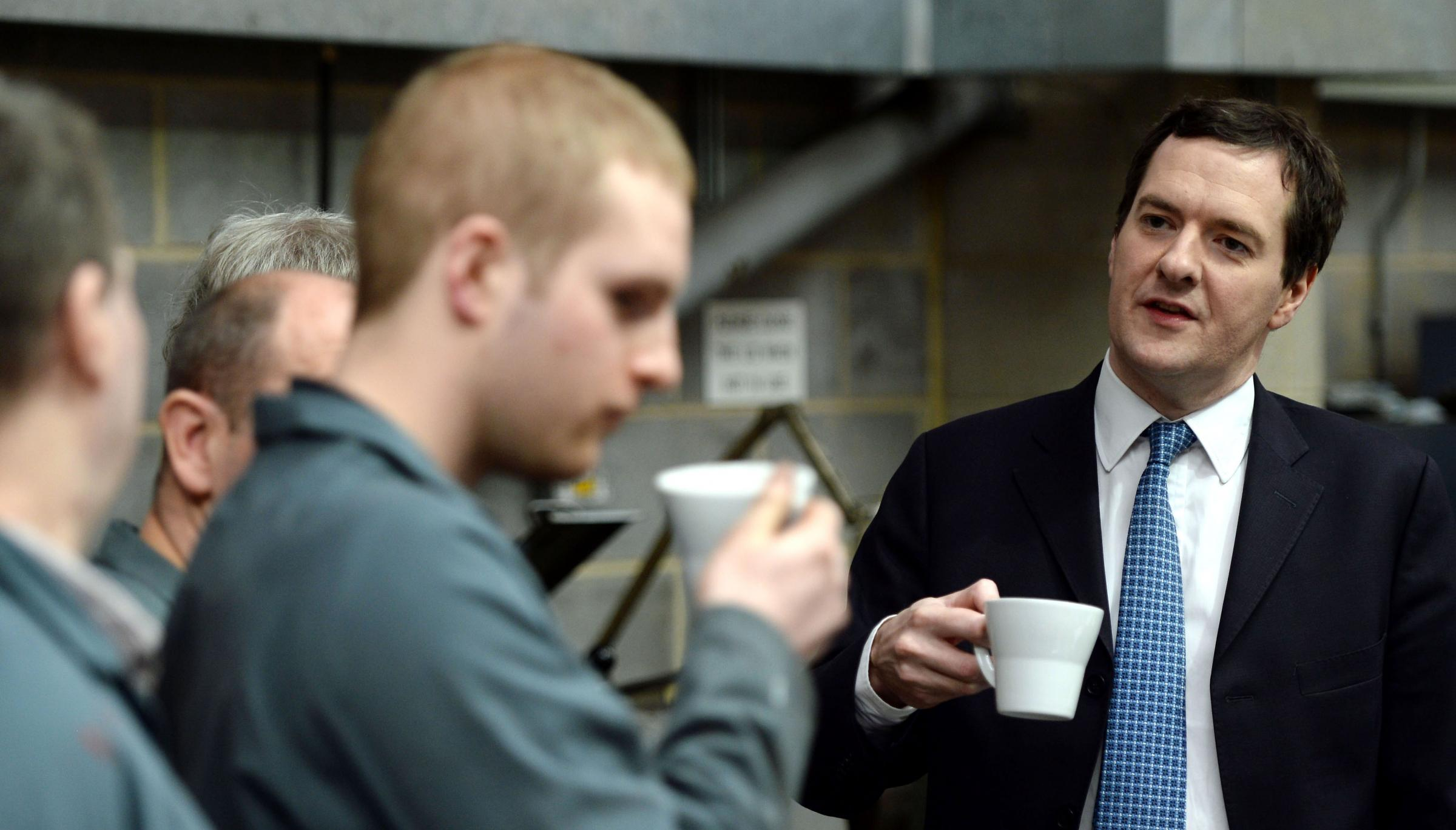 Chancellor says 'impressive' Silsden firm is