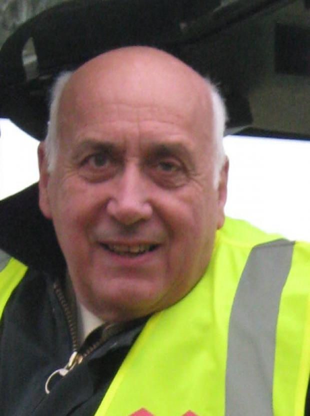 Ilkley Gazette: Ward councillor Martin Smith