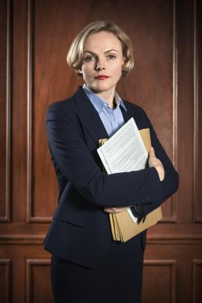 LEGAL ROLE: Maxine Peake in Silk