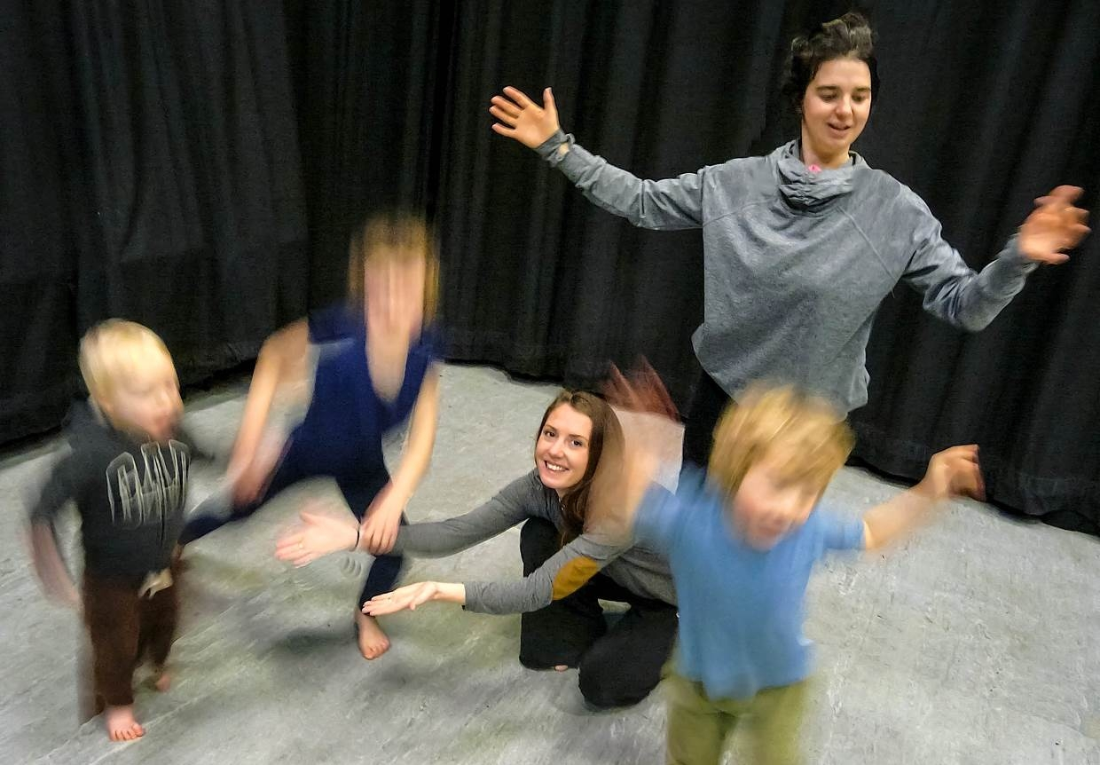 Mums launch fun dance classes for younger children in Ilkley