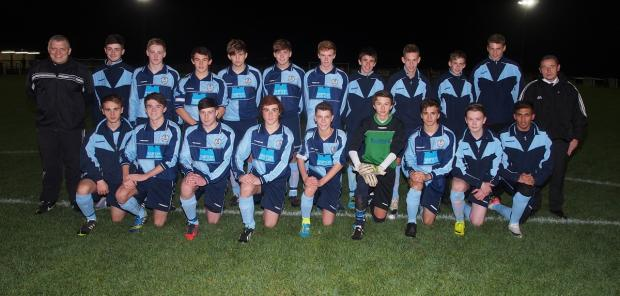 Ilkley Gazette: Keighley Minors will face Wharfedale FA in the final on Saturday, March 29