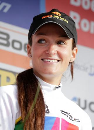 Lizzie Armistead produced another good performance