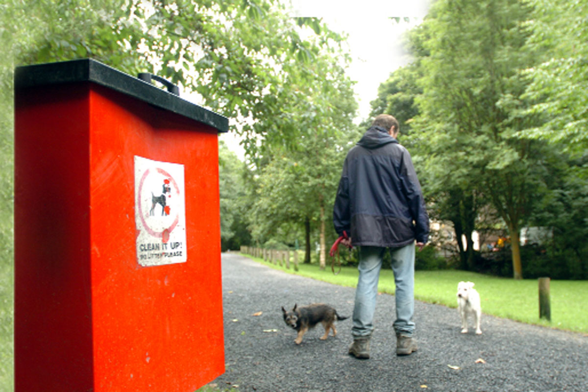 Push to get Wharfedale dog owners to clear