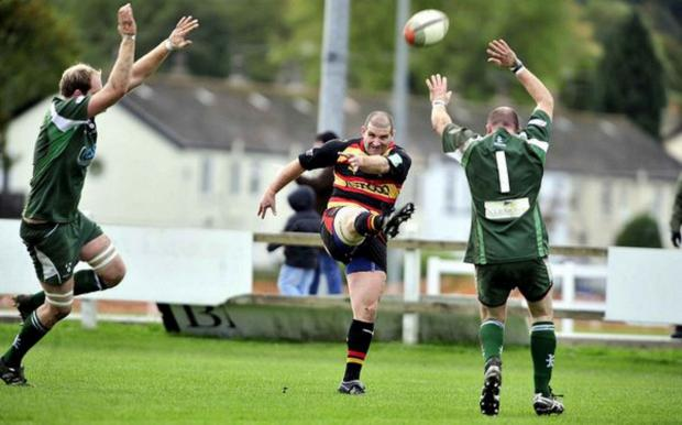 Stuart Dixon could retain his place at fly half for Bradford & Bingley against Burnage