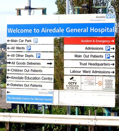 Airedale Hospital put under pressure after successful cancer campaigns