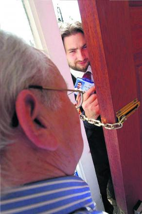 West Yorkshire Police and Trading Standards have issued advice after older householders in Otley were targeted by doorstep callers