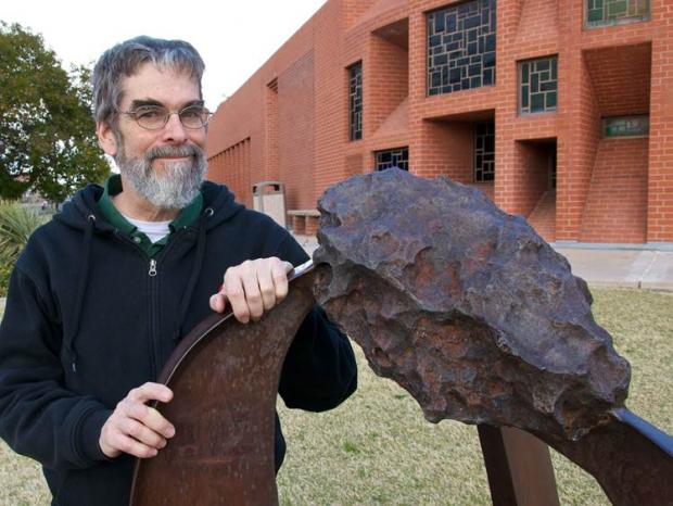 Astronomer Brother Guy Consolmagno
