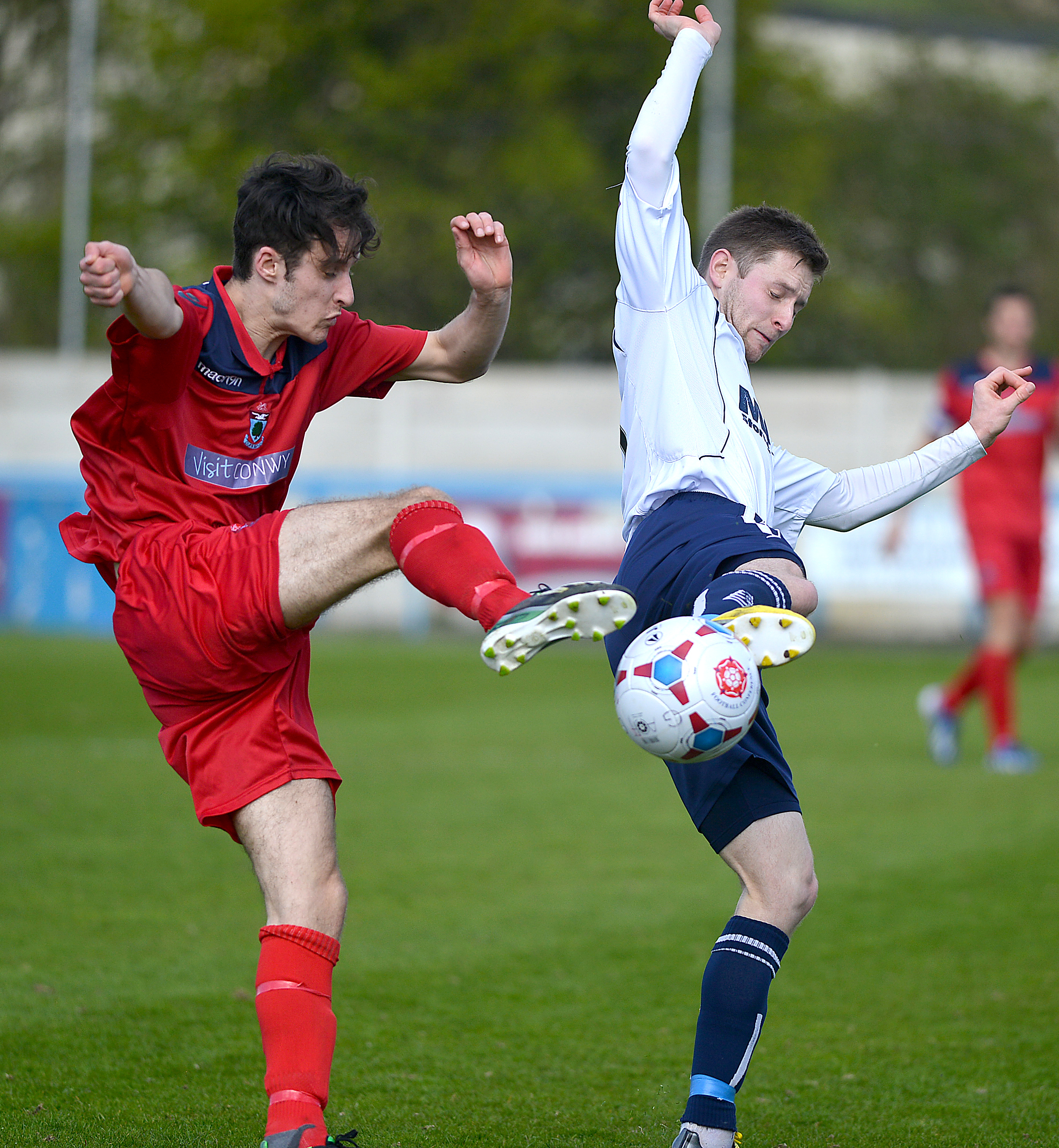 Guiseley on the brink of sealing play-off place