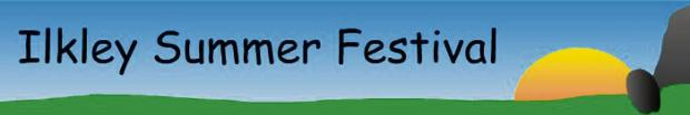 (7565045)The Ilkley Summer Festival logo