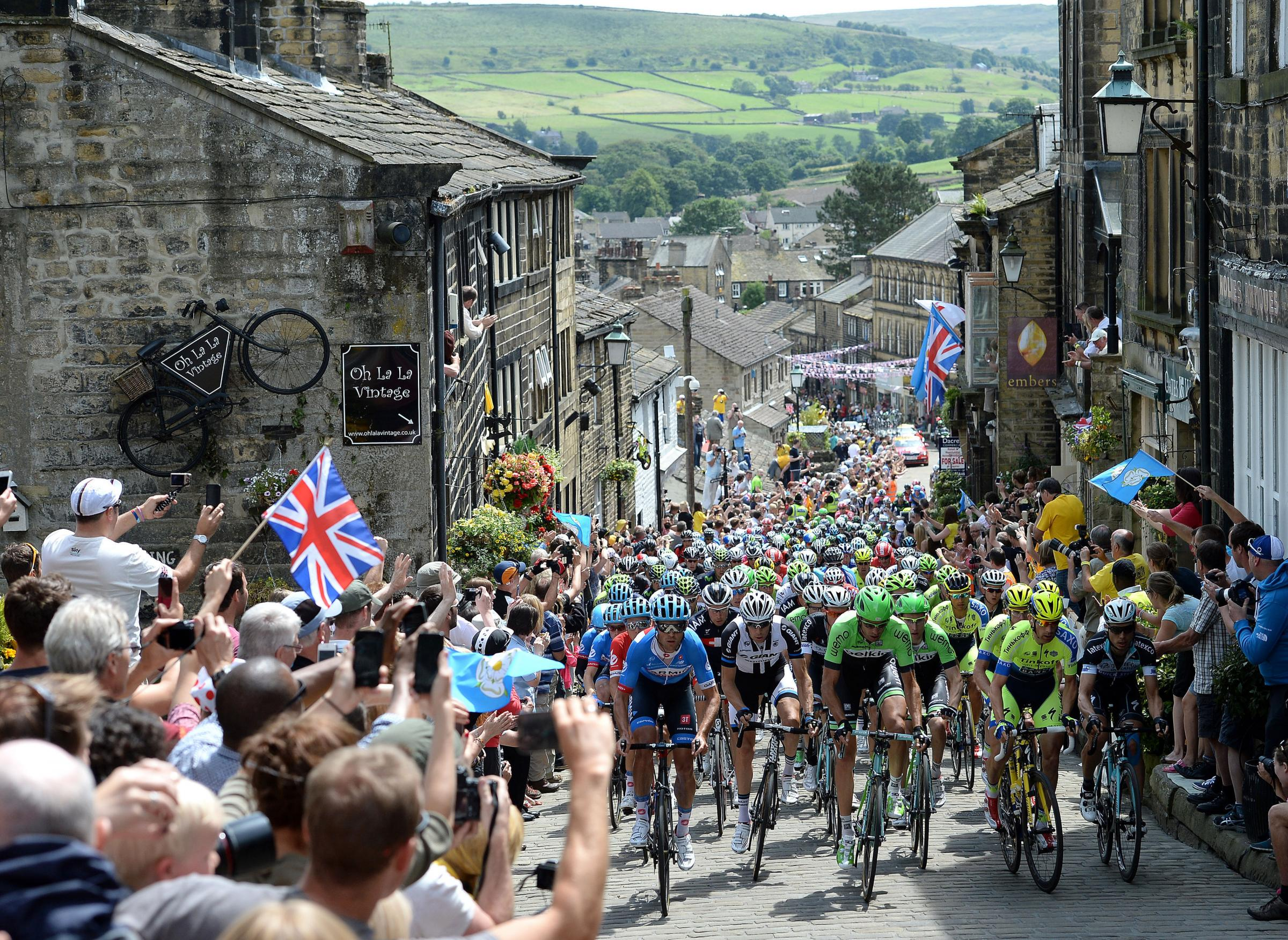 Ilkley Gazette: Haworth