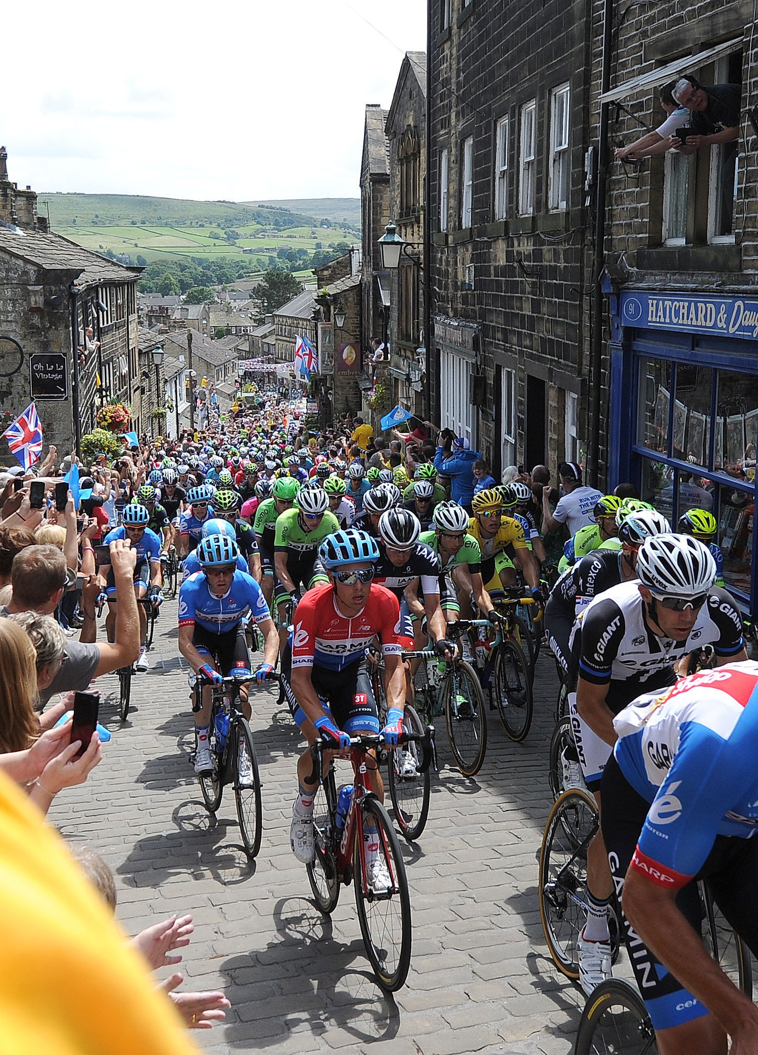 Ilkley Gazette: Haworth 2