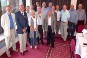 The Ilkley Wharfedale Rotary Club meeting at The Craiglands Hotel, Ilkley