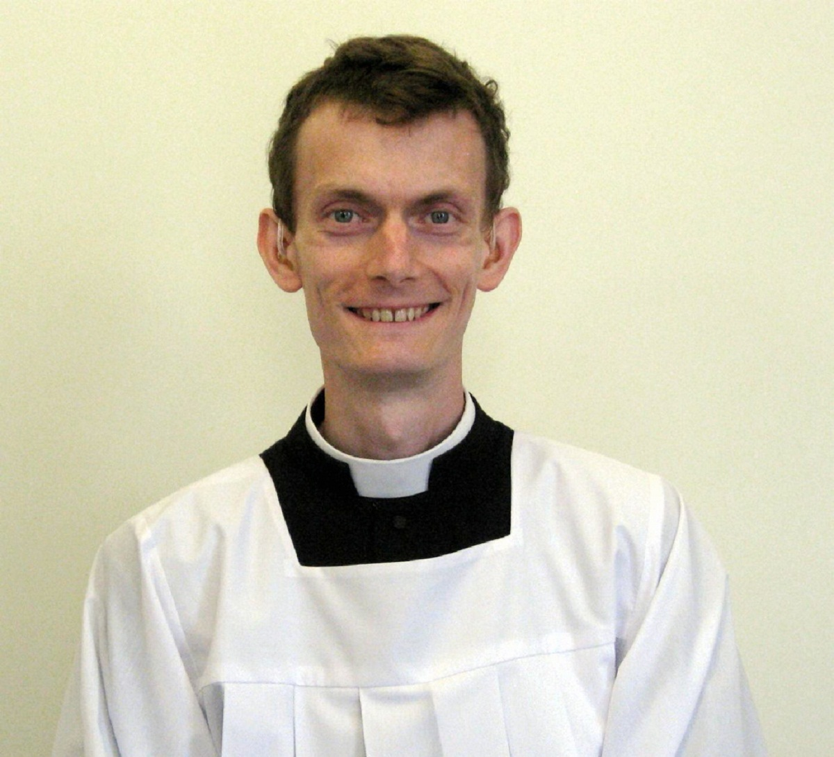 The Revd Christopher Phillips,  Assistant Curate , St Margaret's, Ilkley. (8985026)