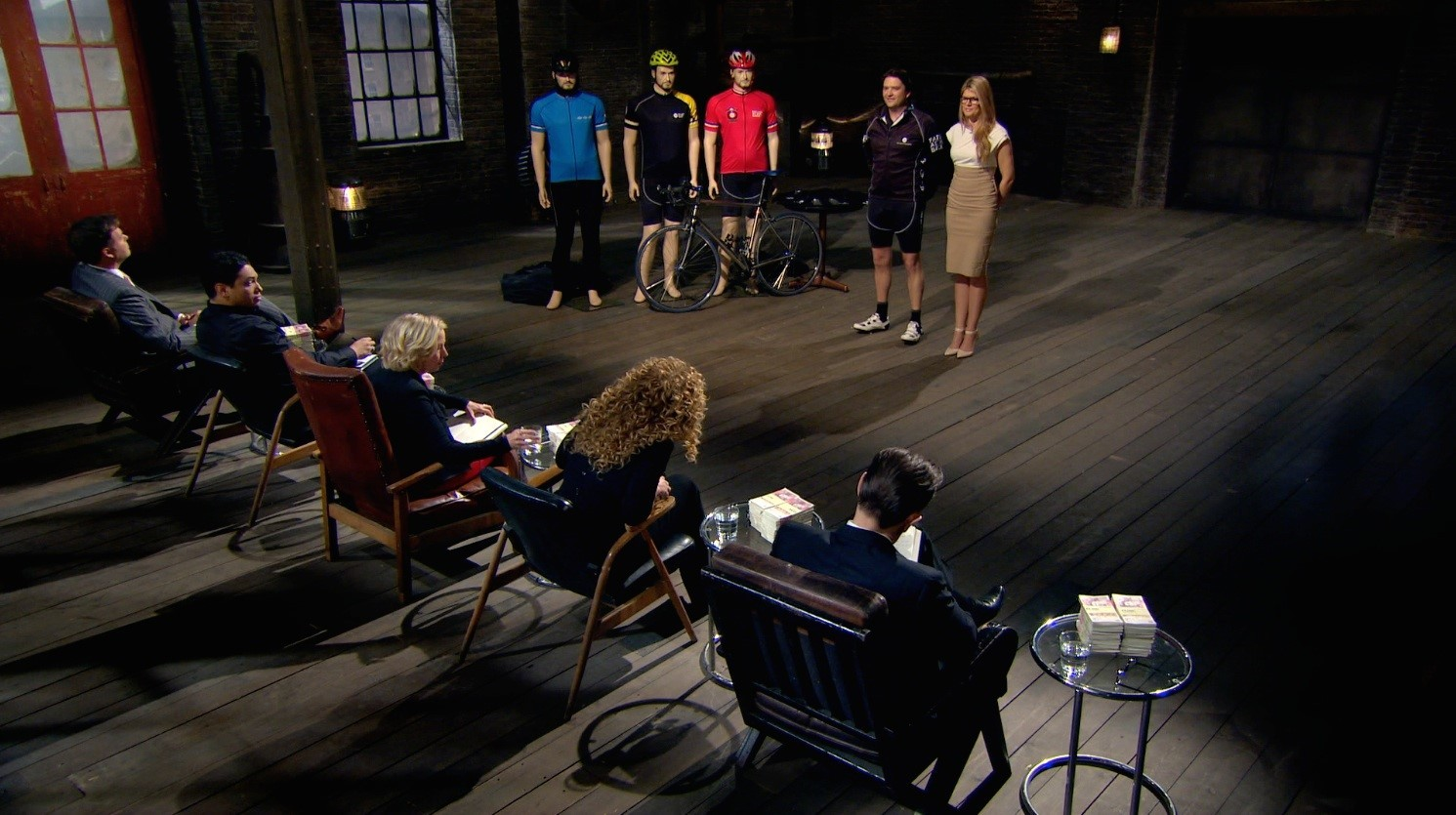Fat Lad at the Back rides into Dragons' Den