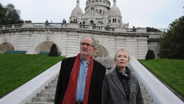 Jim Broadbent and Lindsay Duncan in Le Weekend, which will be screened at Otley Courthouse