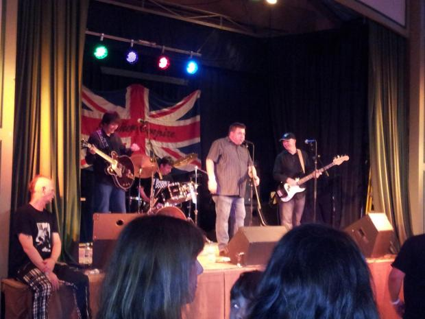 (9688077)Rock covers band Broken Empire will play its 100th gig at Addingham