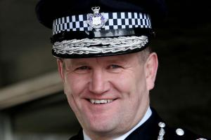 Durham Chief Constable Mike Barton: 'Radio interview went well, but then I checked Twitter'