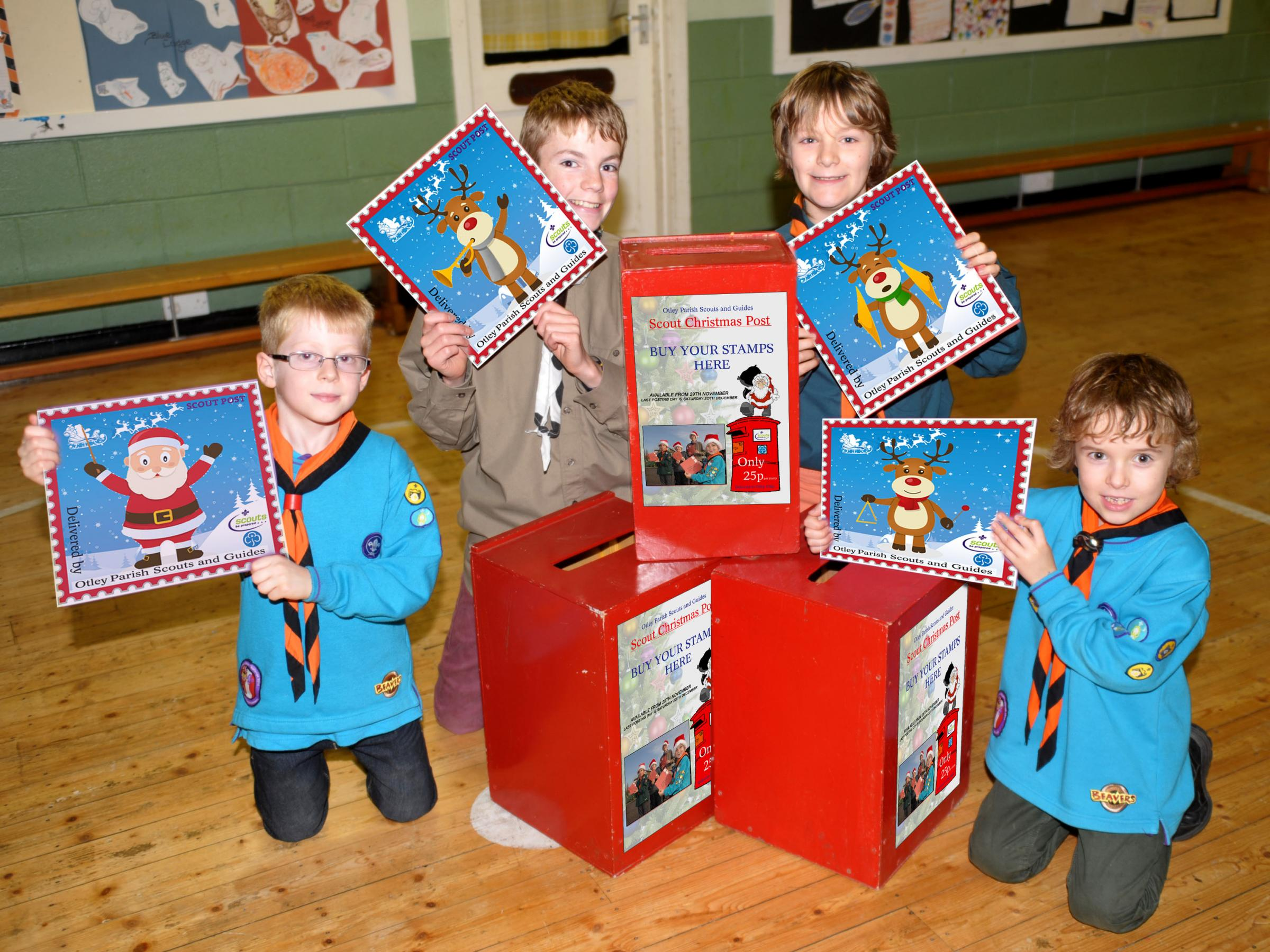 Otley Parish Beavers Scouts