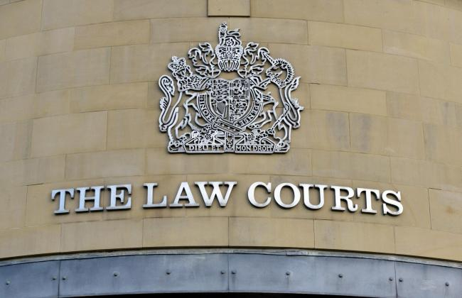 Driver admits causing injury