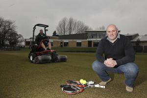 Seeds are sown at Ilkley for big tennis  tournaments